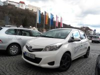 Toyota Yaris Life am 2013-04-13